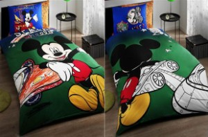 ТАС Mickey Space Wheels